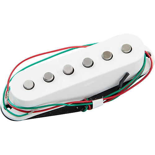 DiMarzio Virtual Solo White Extra Black Cover thumbnail