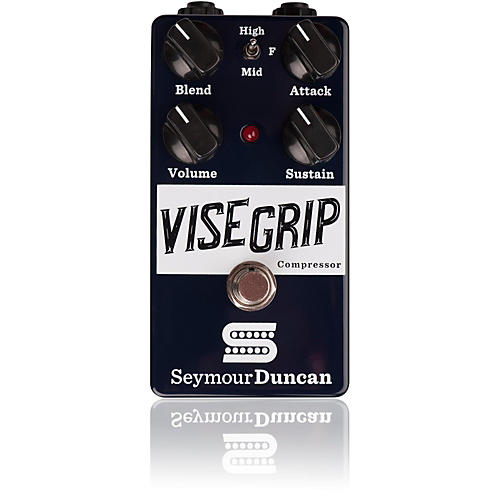 Seymour Duncan Vise Grip Compressor Guitar Effects Pedal thumbnail