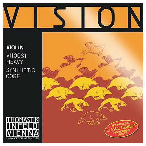 Thomastik Vision 4/4 Violin Strings Strong thumbnail