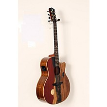 Luna Guitars Vista Bear Acoustic-Electric Guitar