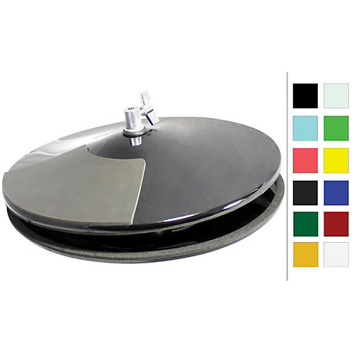 Pintech VisuLite Professional Hi-Hat Cymbals with Triggered Bell and Included Controller thumbnail