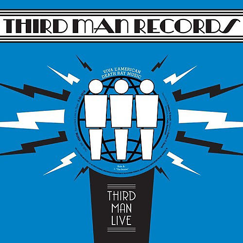 Alliance Viva L'American Death Ray Music - Live At Third Man Records thumbnail