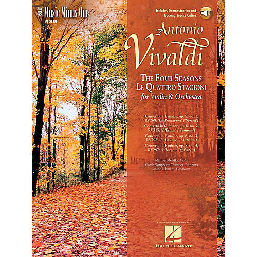 Hal Leonard Vivaldi Four Seasons Violin-thumbnail