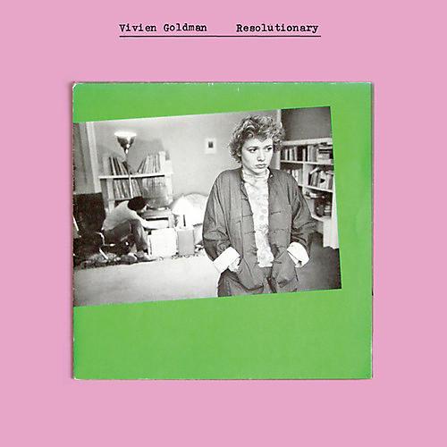 Alliance Vivien Goldman - Resolutionary (Songs 1979-1982) thumbnail