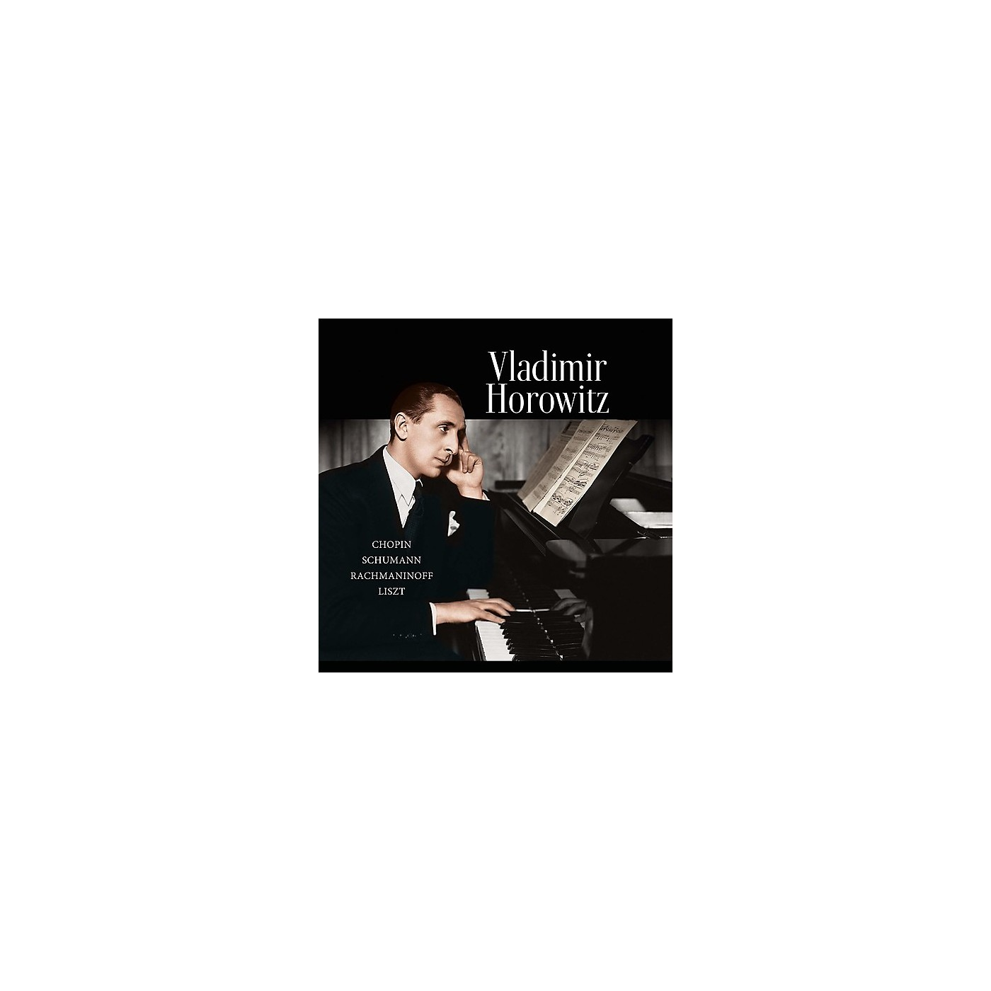 Alliance Vladimir Horowitz - Chopin / Schumann / Rachmaninoff / Liszt thumbnail