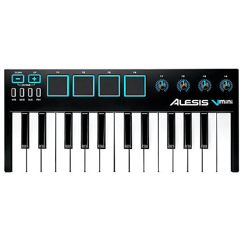 Alesis Vmini 25-Key Portable Keyboard Controller thumbnail