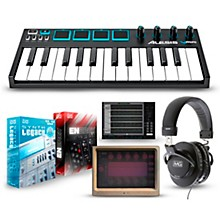 Alesis Vmini Portable 25-Key USB-MIDI Keyboard Controller Packages
