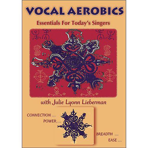 Hal Leonard Vocal Aerobics - Essentials for Today's Singers (DVD) thumbnail