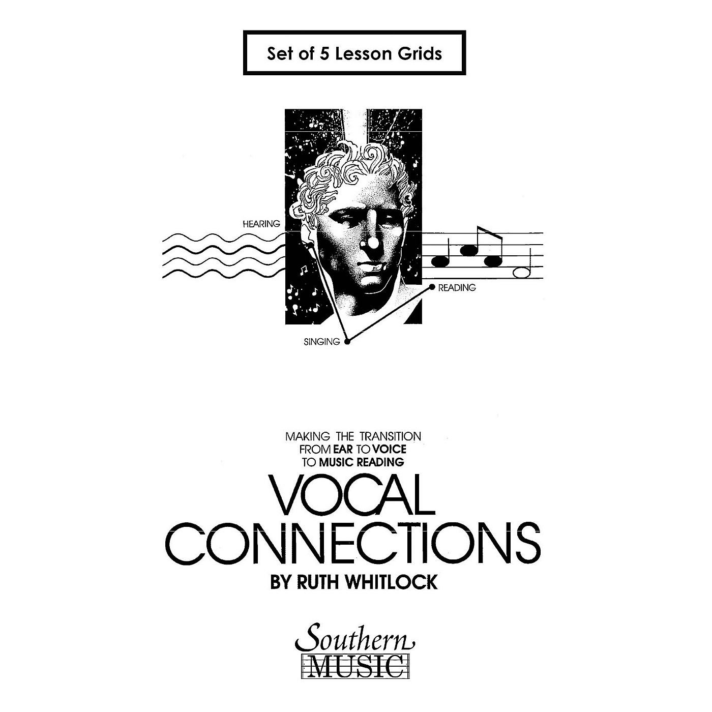 Hal Leonard Vocal Connections, Grids (Choral Music/Choral Method - Sigh) Composed by Whitlock, Ruth thumbnail