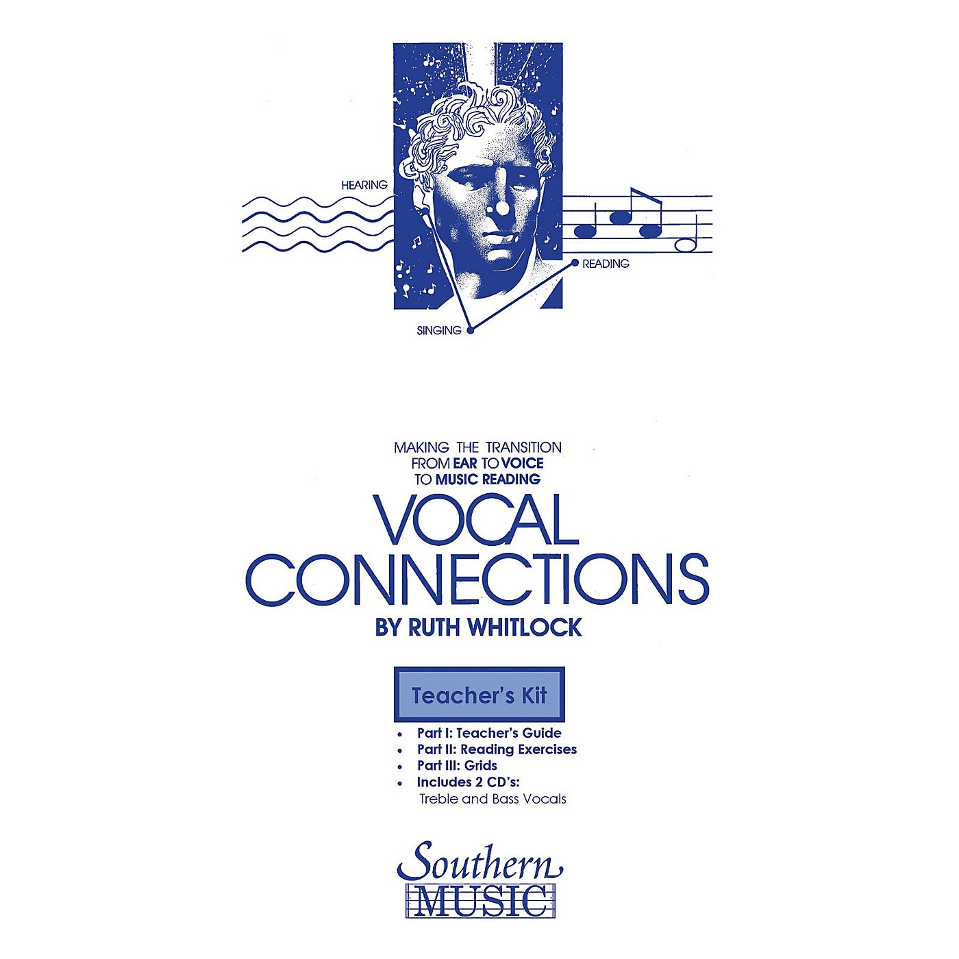 Southern Vocal Connections Teacher's Kit Composed by Dr. Ruth Whitlock thumbnail