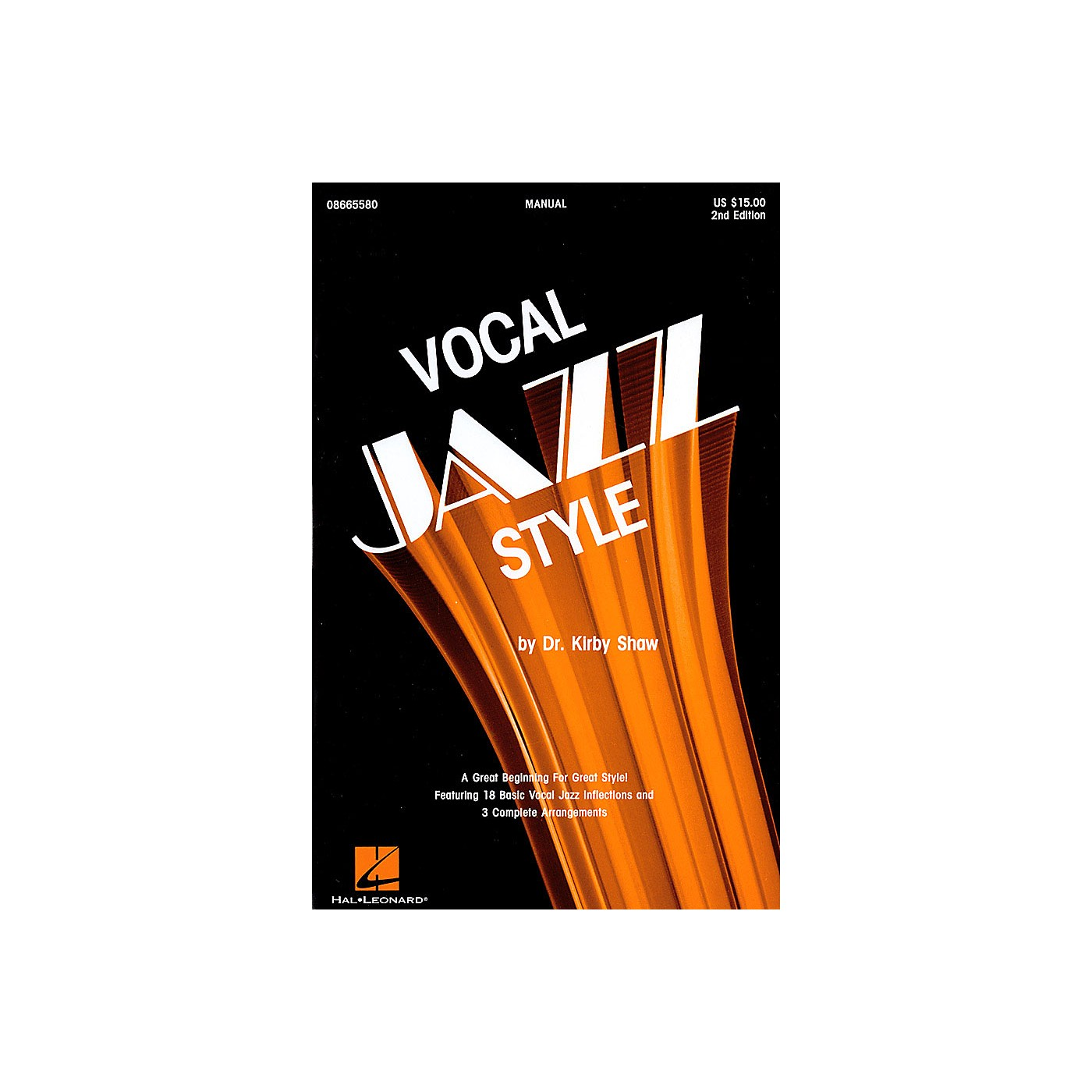 Hal Leonard Vocal Jazz Style (2nd Ed.) DIRECTOR MAN composed by Kirby Shaw thumbnail