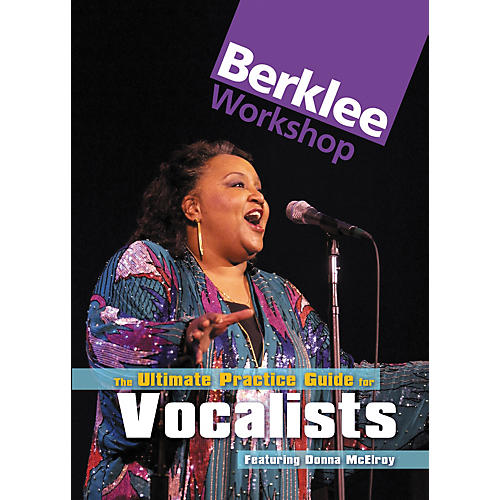 Berklee Press Vocal Practice for Performance (DVD) thumbnail