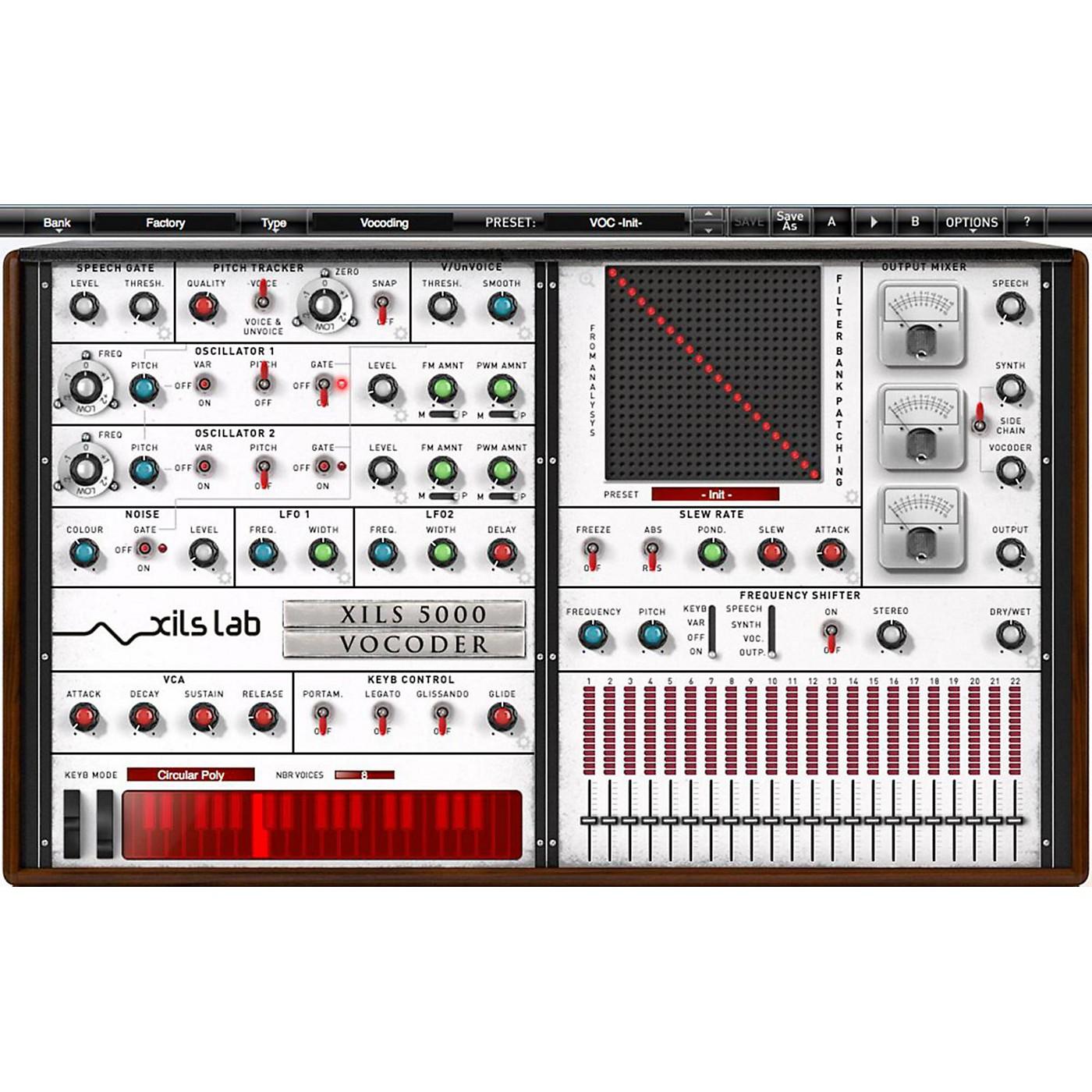 XILS lab Vocoder 5000 thumbnail