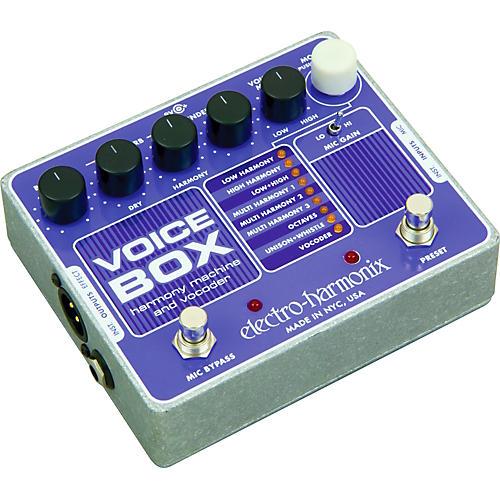 Electro-Harmonix Voice Box Harmony Machine/Vocoder thumbnail