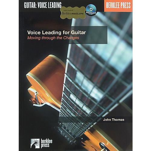 Berklee Press Voice Leading for Guitar (Book/CD) thumbnail