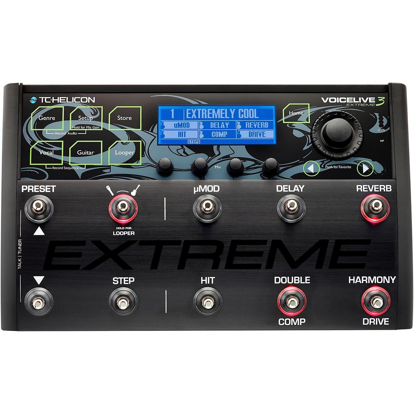 TC Helicon VoiceLive 3 Extreme thumbnail
