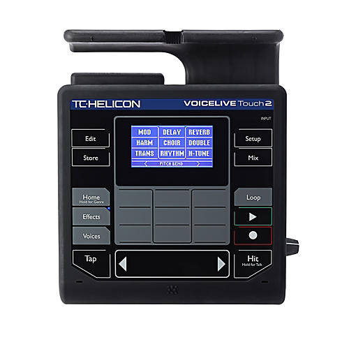 TC Helicon VoiceLive Touch 2 Vocal Effects Processor thumbnail