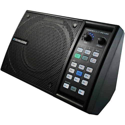 TC Helicon VoiceSolo FX150 150W Personal PA & Monitor thumbnail