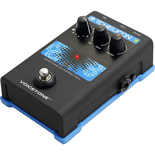 TC Helicon VoiceTone Single C1 HardTune & Correction thumbnail