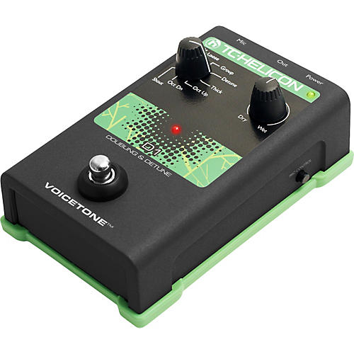 TC Helicon VoiceTone Single D1 Doubling & Detune thumbnail
