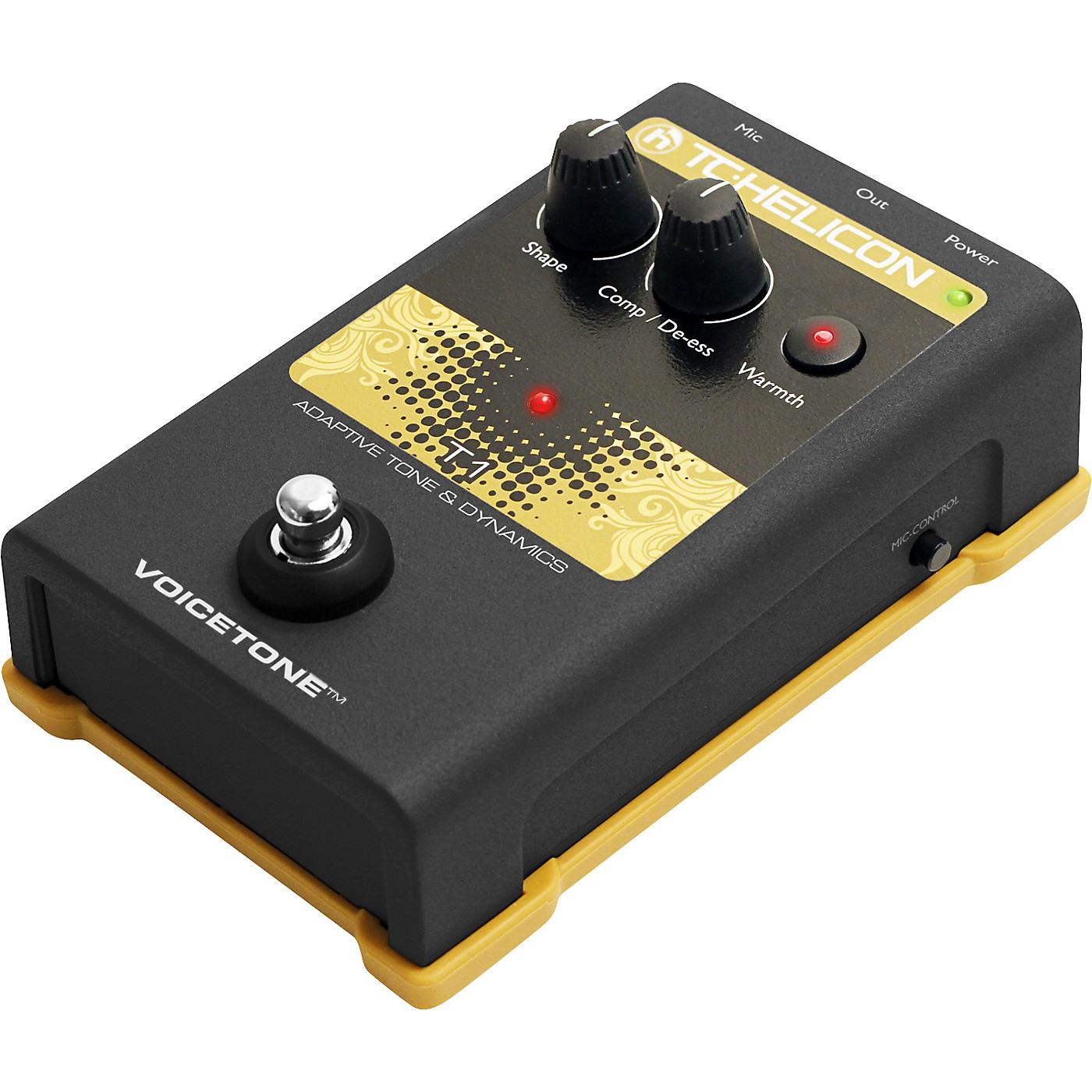 TC Helicon VoiceTone Single T1 Adaptive Tone & Dynamics thumbnail