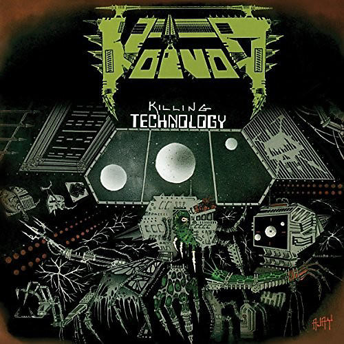 Alliance Voivod - Killing Technology thumbnail