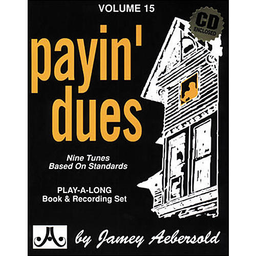 Jamey Aebersold (Vol. 15) Payin' Dues-thumbnail