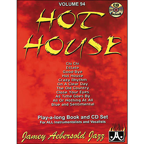 Jamey Aebersold (Vol. 94) Hot House thumbnail