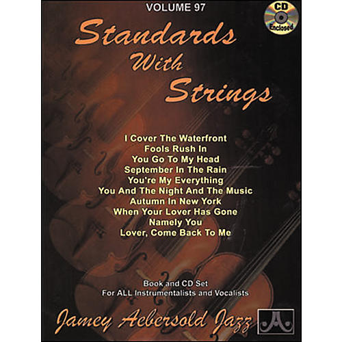 Jamey Aebersold (Vol. 97) Standards with Strings thumbnail