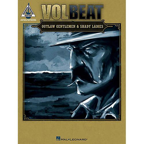 Hal Leonard Volbeat - Outlaw Gentlemen & Shady Ladies Guitar Tab Book-thumbnail