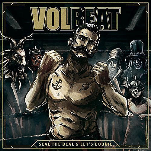 Alliance Volbeat - Seal The Deal & Let's Boogie thumbnail