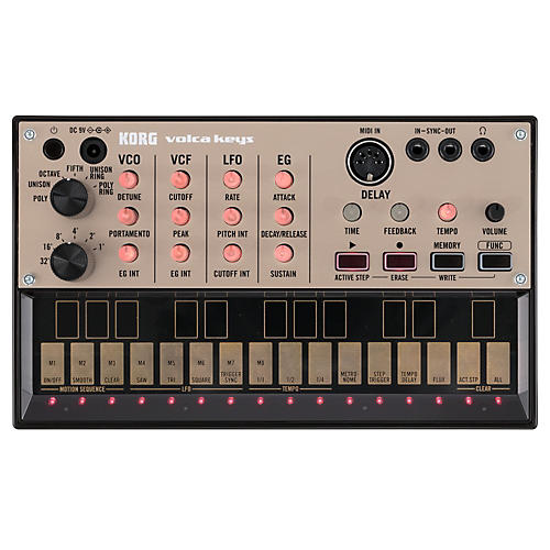 Korg Volca Keys Analog Synth Machine thumbnail
