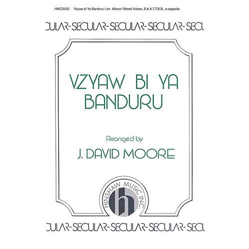 Hinshaw Music Vzyawbi Ya Banduru SAATTBB arranged by J. David Moore thumbnail