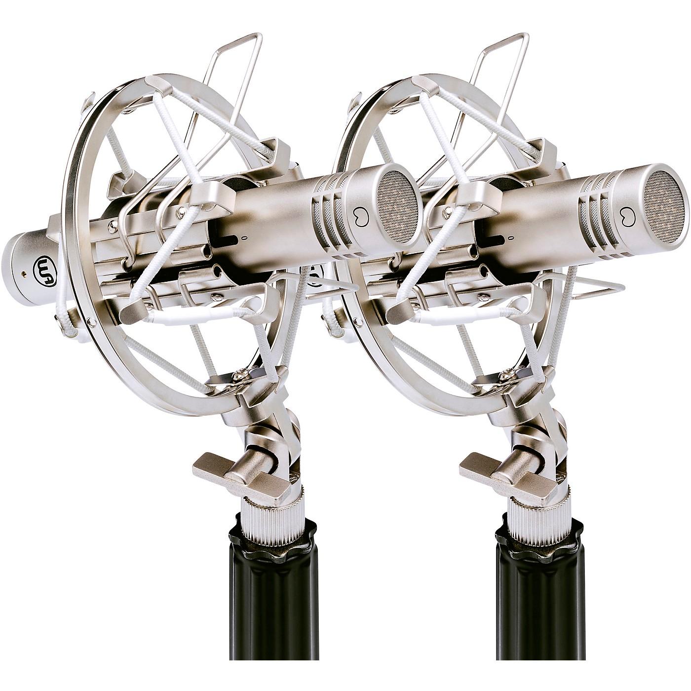 Warm Audio WA-84 Small Diaphragm Condenser Microphone Stereo Pair thumbnail