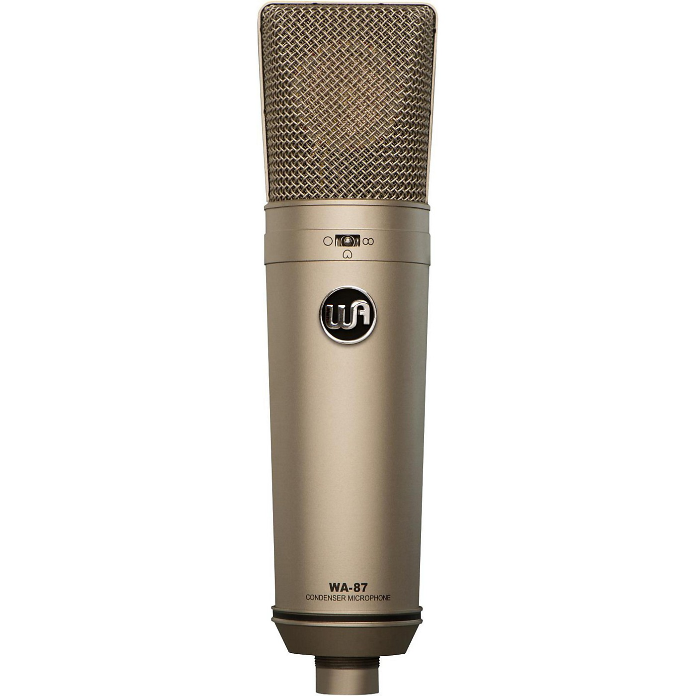 Warm Audio WA-87 Vintage-Style Condenser Microphone thumbnail