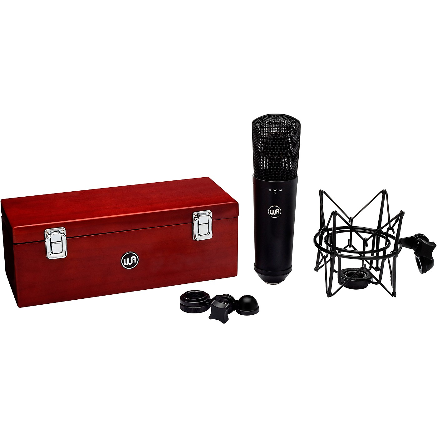 Warm Audio WA-87r2 Condenser Microphone thumbnail