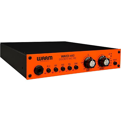 Warm Audio WA12 MkII Microphone Preamp thumbnail