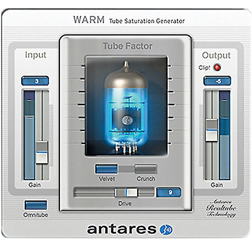 Antares WARM Evo (VST/ AU/ RTAS) Software Download thumbnail