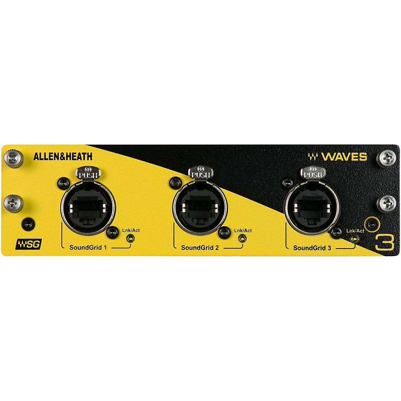 Allen & Heath WAVES V3 128x128 dLive Module thumbnail