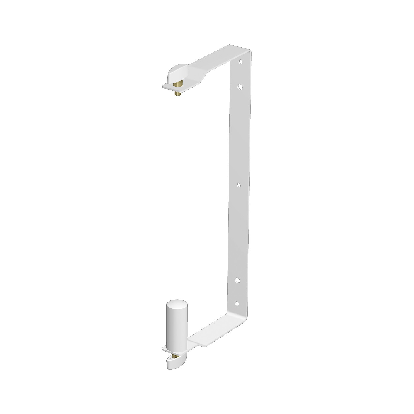 Behringer WB210-WH White Wall Mount Bracket for EUROLIVE B210 Series Speakers thumbnail