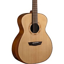 Washburn WCG10SNS Comfort Series Grand Auditorium Acoustic Guitar