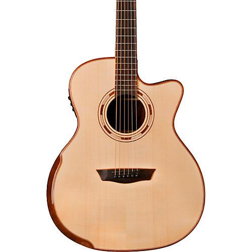 Washburn WCG25SCE Comfort Series Acoustic-Electric Guitar thumbnail