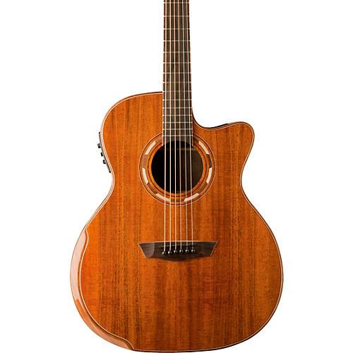 Washburn WCG55CE Comfort Acoustic-Electric Guitar thumbnail