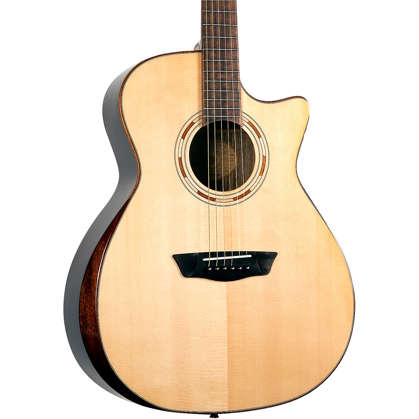 Washburn WCG70SCEG-O Comfort Grand Auditorium Acoustic-Electric Guitar thumbnail