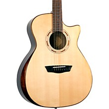 Washburn WCG70SCEG-O Comfort Grand Auditorium Acoustic-Electric Guitar