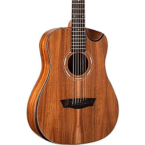 Washburn WCGM55K Comfort Mini Grand Auditorium Acoustic Guitar thumbnail