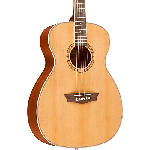 Washburn WF110DL Folk Acoustic Guitar thumbnail