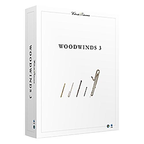 Wallander Instruments WIVI Woodwinds 3 Sample Library Software thumbnail