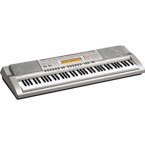 Casio WK-200 76-Key Digital Keyboard Workstation thumbnail