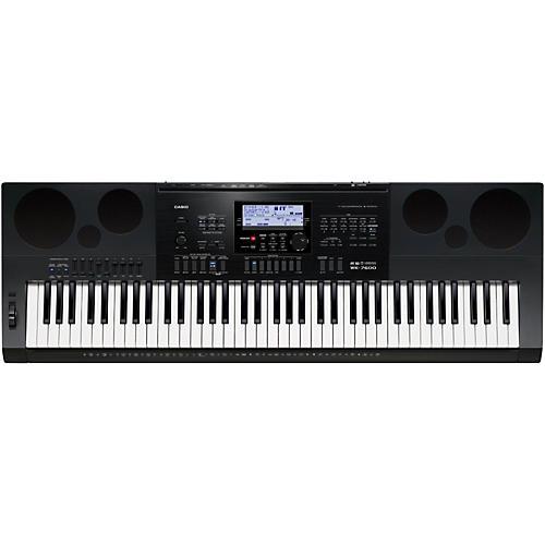 Casio WK-7600 76-Key Portable Keyboard thumbnail
